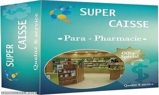 logiciel parapharmacie