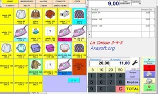 LA CAISSE 3-4-5