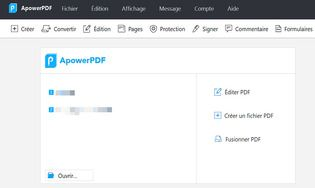 ApowerPDF – Éditeur PDF
