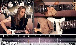 Cours de guitare en ligne (débutant - intermédiaire)