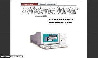Maintenance ordinateur cours pdf