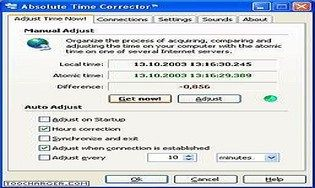 Absolute Time Corrector
