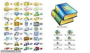Business icon set t l charger gratuitement la derni re version - Telecharger icone bureau windows 7 ...