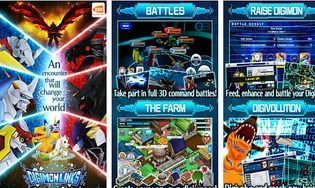 Digimon Links Android