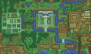 Zelda sur Android