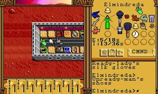 Worlds of Ultima 2: Martian Dreams