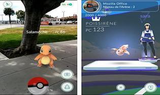 Pokémon GO Windows Phone