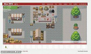 Creer Mon RPG Online