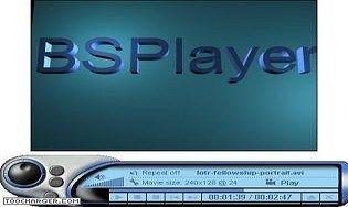 lecteur multimedia bsplayer