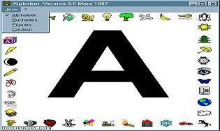 Alphabet, ABC