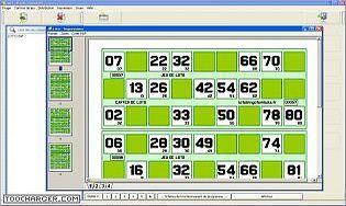 Loto bingo tombola