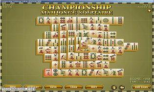 Championship Mahjongg Solitaire