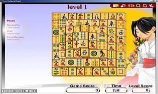 Free Mahjong Planet