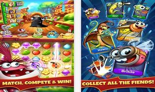 Best Fiends Rivals iOS