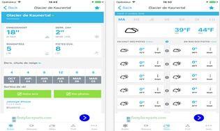 Skiinfo Ski & Neige pour Android
