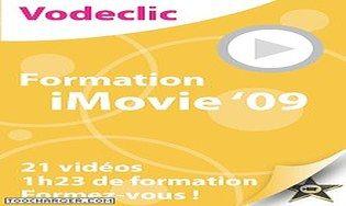 Formation vidéo sur iMovie 09