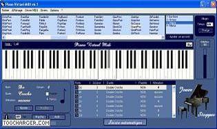 Piano virtuel midi t l charger gratuitement la derni re - Jouer au 12 coups de midi gratuitement ...
