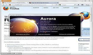 Mozilla Firefox 46 Developer Edition (Aurora)