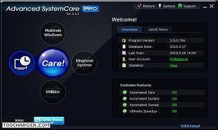 Advancet System Care   Pro En Francais