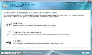 Baisvik Disk Cleaner