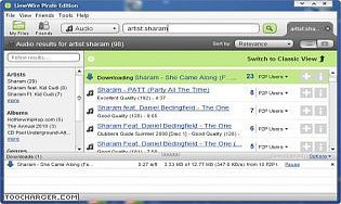 LimeWire Pirate Edition