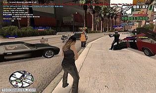San Andreas : Multiplayer