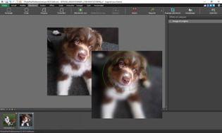 PhotoPad - Éditeur d'images