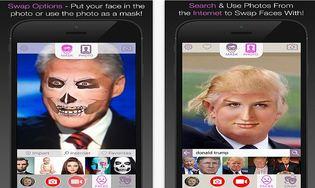 Face Swap Live iOS