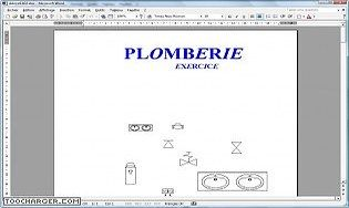 Plomberie exercice (Thème 0 initiation)