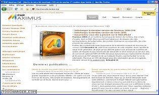 Maximus CMS 2008