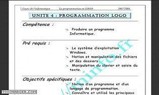 La programmation en Logo.Net
