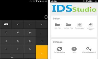 Smart Hide Calculator Android