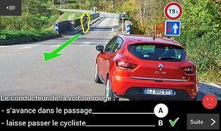 Code de la route PermisEcole iOS