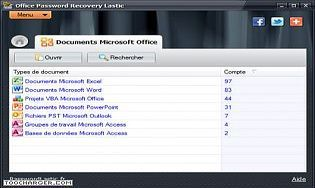 Office password recovery lastic t l charger gratuitement - Telecharger console de recuperation windows 7 ...