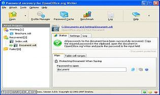 Openoffice writer password recovery t l charger - Telecharger open office ancienne version ...