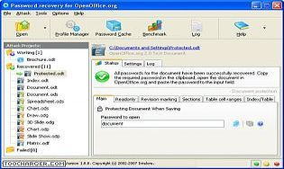 Openoffice password recovery t l charger gratuitement la - Comment telecharger open office gratuitement ...