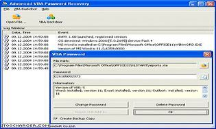 Advanced vba password recovery t l charger gratuitement - Telecharger console de recuperation windows 7 ...