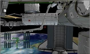 Station Spacewalk Game