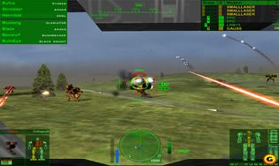 MechWarrior 4 : Mercenaries