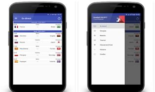 Handball Coupe du Monde 2017 - Android
