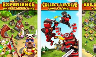 Cartoon Clash iOS