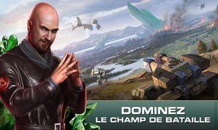 Command & Conquer : Rivals iOS