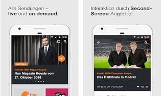 ZDFmediathek Android