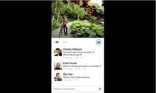 Facebook pour Windows Phone