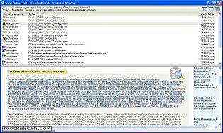 Visualisateur de Processus Windows