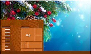 Th me windows 10 nouvel an t l charger gratuitement la derni re version - Theme nouvel an ...