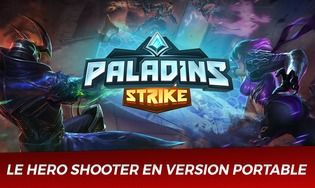 Paladins Strike Android
