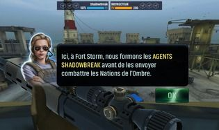 Tom Clancy's Shadowbreak Android