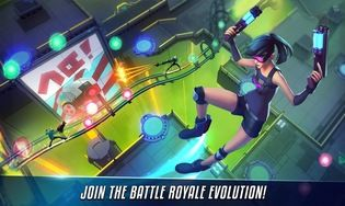 Royale Rising : Battle Royale Evolved Android