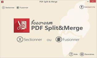 Icecream PDF Split & Merge 3.38